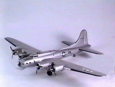1/28 Scale American WW-II  Boeing B-17G Flying Fortress  Plans & Templates 44ws