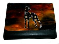 Whippet Purse Striking design Whippet Greyhound Lurcher Wallet Mothers Day Gift