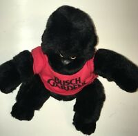 "Good Stuff Busch Gardens Black Gorilla 9"" Plush Stuffed Animal"