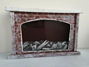 1:6 scale fireplace Momoko IT FR Azone Poppy Parker Blythe Pullip