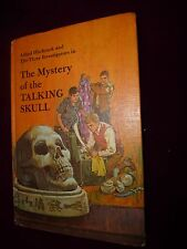 "ALFRED HITCHCOCK'S ""THE MYSTERY OF THE TALKING SKULL!"" VERY RARE BOOK!!"