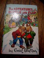 "Vintage Enid Blyton's ""The Adventures of Binkle and Flip"" Published 1967"