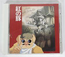JOE HISAISHI - Porco Rosso - CD OST Studio Ghibli Records Import
