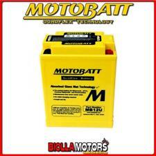 MB12U BATTERIA YB12AL-A2 BMW F650CS/GS/ST 600 1999-- MOTOBATT YB12ALA2