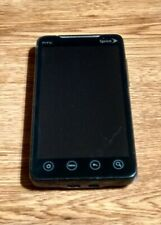 HTC EVO 4G - 1GB - Black (Sprint)  PC36100 Smartphone Super Fast Shipping