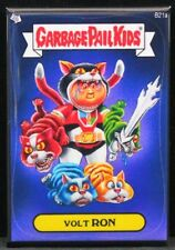 "Garbage Pail Kids Volt Ron 2"" X 3"" Fridge / Locker Magnet. Voltron"