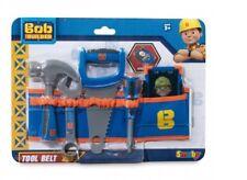Smoby Toys 7600360129 - Bob Der Baumeister - Werkzeuggürtel - Neu