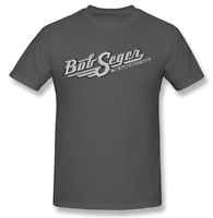 Men's Bob Seger The Silver Bullet Band T Shirt