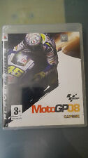 MOTO GP 08 PS3 NUOVO  ITALIANO