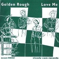 45 Golden Rough - Love Me Shared Single Limited Edition Numbered 221/300