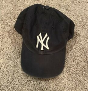 New York Yankees Hat (Forty Seven Brand)- Youth Fitted