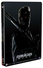 Terminator - Genisys  3D blu ray Steelbook - PLAIN ARCHIVE ( NEW ) English Audio
