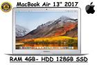 Apple Macbook Air 13'' 2017 8gb Ram - 256gb Ssd-12m Warranty-grade A