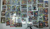 Lot of Collectible Nascar Collectible Racing Trading Cards Earnhardt Wallace