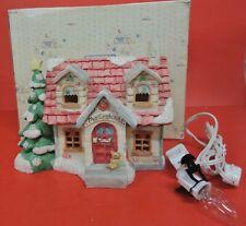 1994 Cherished Teddies A Christmas Carol The Cratchits House Nightlight 651362