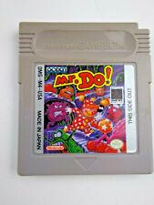 Mr. Do (Nintendo Game Boy, 1992) Game Cartridge Tested Rare