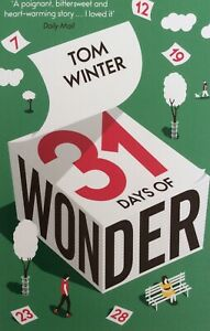 31 Days of Wonder by Tom Winter Paperback Book (CE)