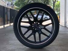 """4X NEW Mercedes GLE63 COUPE Rims 22""""  NEW  TYRES FITS ML63 GL ML SERIES AMG"""