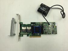 Adaptec ASR-6805T controller raid 8 Ports 512MB DDR2+Battery BBU AFM-600CC