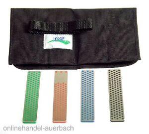 DMT Diamond Whetstone Kit Diamant Schleifset Schleifstein Messerschärfer