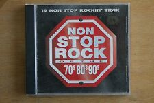 Non Stop Rock of the 70's, 80's and 90's    (C356)