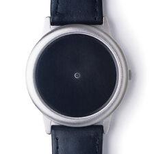 zeitlos, Quarz-Armbanduhr (ohne Zeiger) v. Ottmar Hörl, sign./num. Multiple 1998