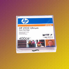 HP LTO 2, C7972A, 200/400 GB, Data Cartridge Datenkassette, NEU & OVP