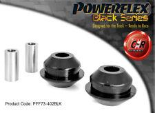 Suzuki Swift Sport (10on) Powerflex schwarz Lenker vorne hintere Buchsen