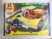 VINTAGE Thomas The Tank Engine & Friends Big Loader Tomy, Complete, Boxed, VGC