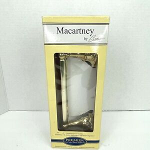 Macartney by Gatco Solid Brass Toilet Tissue Paper Holder 4743