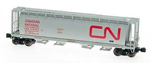 Z Scale INTERMOUNTAIN 85133-03 CANADIAN NATIONAL 59' Cylindrical Hopper # 379353