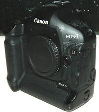 Canon EOS 1D Mark IV 16.1MP professional digital SLR camera body