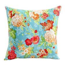 FLORAL pretty Cushion Cover  45X45cm  Shiny Finish print both sides