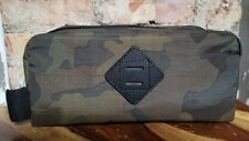 POLO RALPH LAUREN Camo-Print Oxford Shaving Kit  NWT Authentic