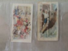 W.&F.FAULKNER CIGARETTE CARDS 1902 OUR GALLANT GRENADIERS (N0 ITC CLAUSE).