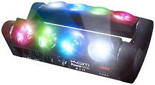 Kam LED POWERGLIDE 80W RGBW CREE LED DJ DMX DUAL Sweeper Beam Effetto Luce Discoteca