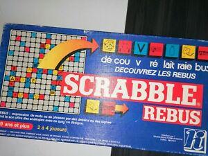 SCRABBLE REBUS