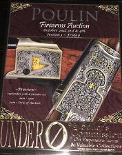 POULIN Firearms Auction catalog  October 2015 Gun Session 1