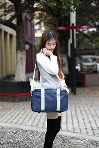 Japanese School Uniform Bag JK Cosplay Student Crossbody Shoulder Bags Handbag