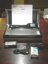 HP OfficeJet Mobile 150 All In One USB Inkjet Printer Hewlett Packard - 26 Pages