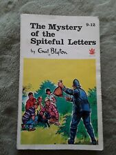 Enid Blyton The Mystery of the Spiteful Letters P/B Dragon Books
