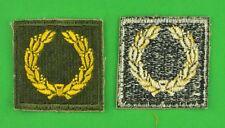 Dealer Lot 20 original WWII Army Meritorious Service Unit Patches - L33