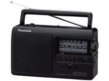 PANASONIC RF-3500 E9-K Tragbares Radio, Analog, Schwarz NEU & OVP