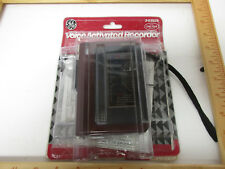 Vintage Original Package General Electric Voice Activated Recorder 3-5352S Works