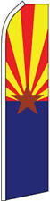 """ARIZONA"" super flag swooper state az"