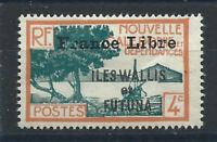 Wallis et Futuna N°95* (MH) 1941 - France Libre