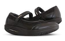 Ryn Women's Cindy Black Mary Jane Walking Shoe Size 9.5 US