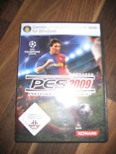 PES 2009 PC-Spiel