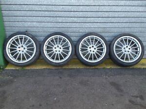 "Alfa Romeo GT Set of 18"" Inch Alloy Wheels Spider 60690348 8J ET32 225/40R18"