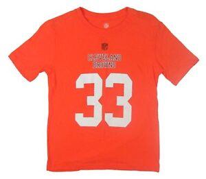 NFL - NWT Browns Richardson Name/Number Orange/White Youth T-Shirt - Youth M, XL